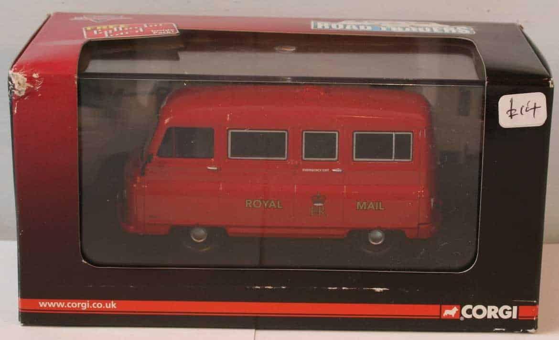 Morris J2 Royal Mail Postbus