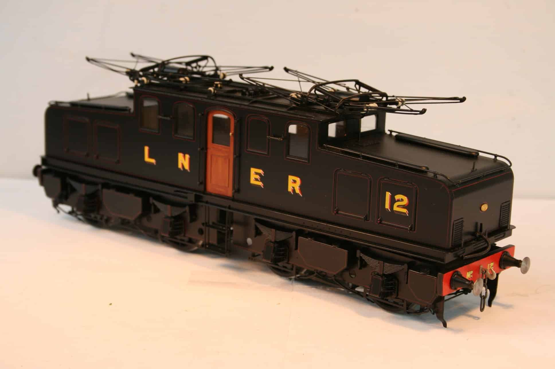 LNER (Ex NER) Class EF1 Bo+Bo Electric Locomotive number 12