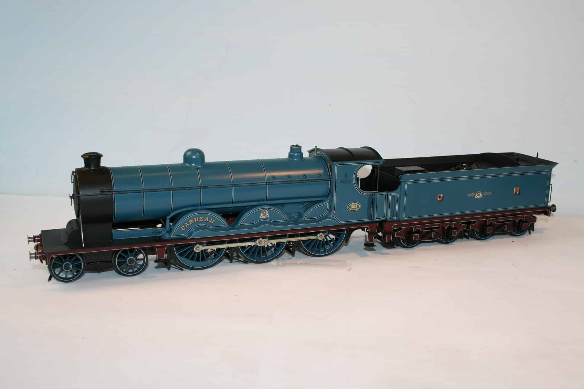 "Caledonian Railways 4-6-0 tender engine 903 ""Cardean"""