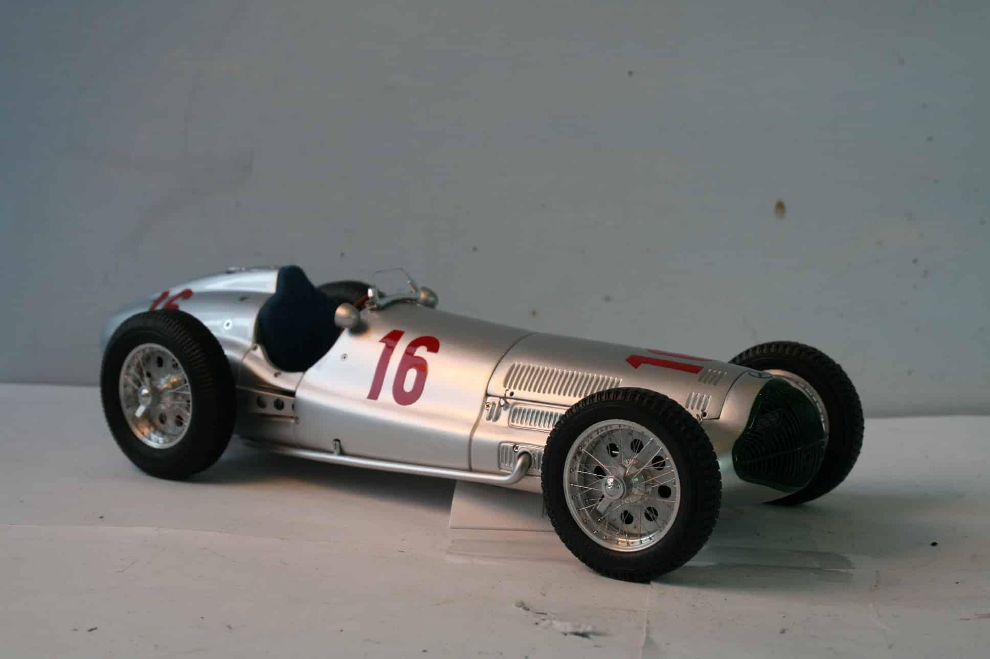 Mercedes-Benz 1938 W154 Car 16 German GP