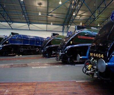 BR(E)/LNER/Pre-Grouping Locomotives