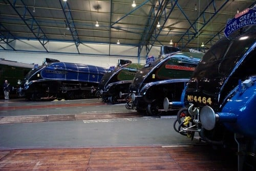 BR(E)/LNER/Pre-Grouping Locomotives