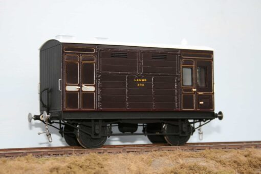 LNWR Horsebox running number 416