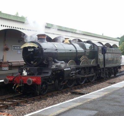 BR(W)/GWR/Pre-Grouping Locomotives