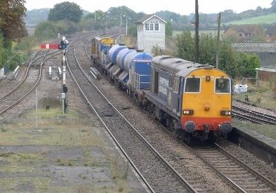Diesel & Electric Traction Locomotives