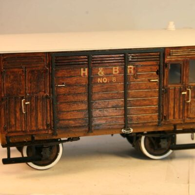 Hull & Barnsley Horsebox number 8