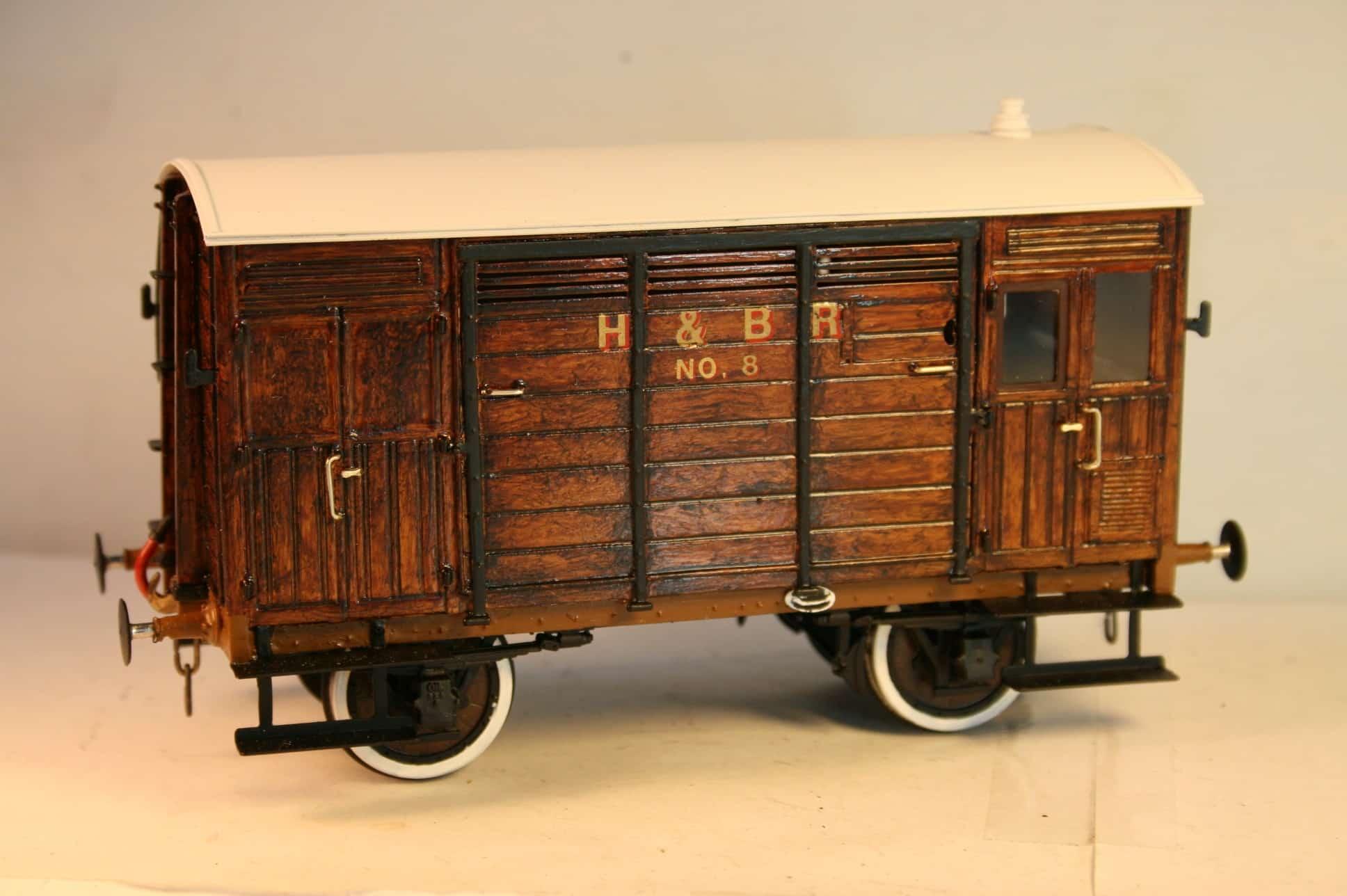 Hull & Barnsley Horsebox number 8