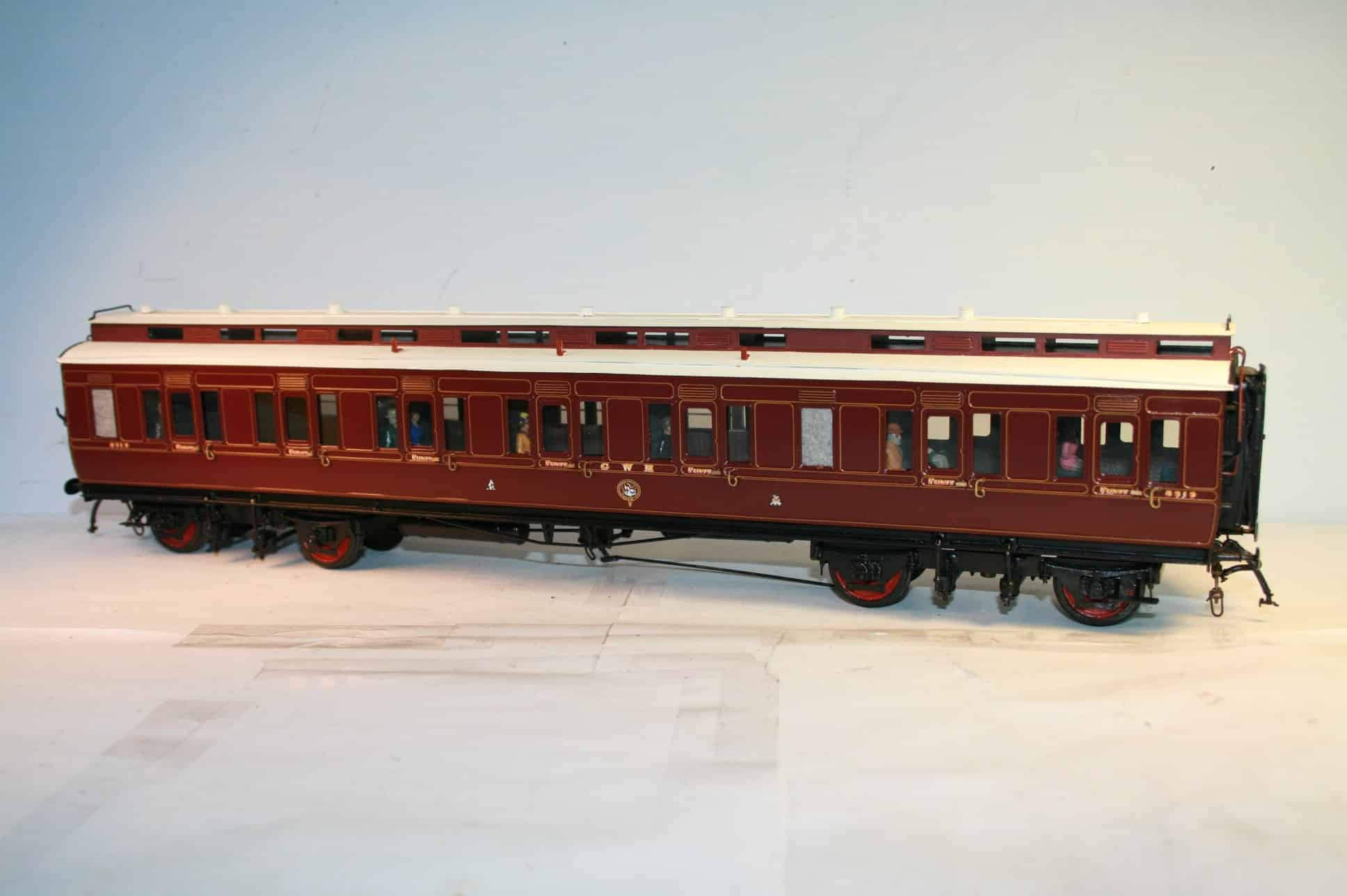 BR(W)/GWR/Pre-Grouping Rolling Stock