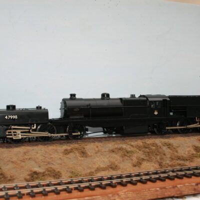 BR(M) Beyer-Garratt 2-6-0-0-6-2 engine r/n 47998