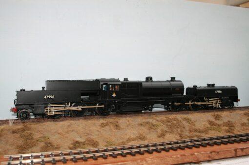 BR(M) Beyer-Garratt 2-6-0-0-6-2 engine r/n 47998