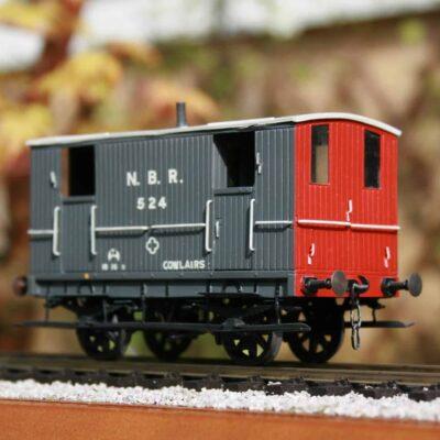 NBR 10 ton Brake Van r/n 524