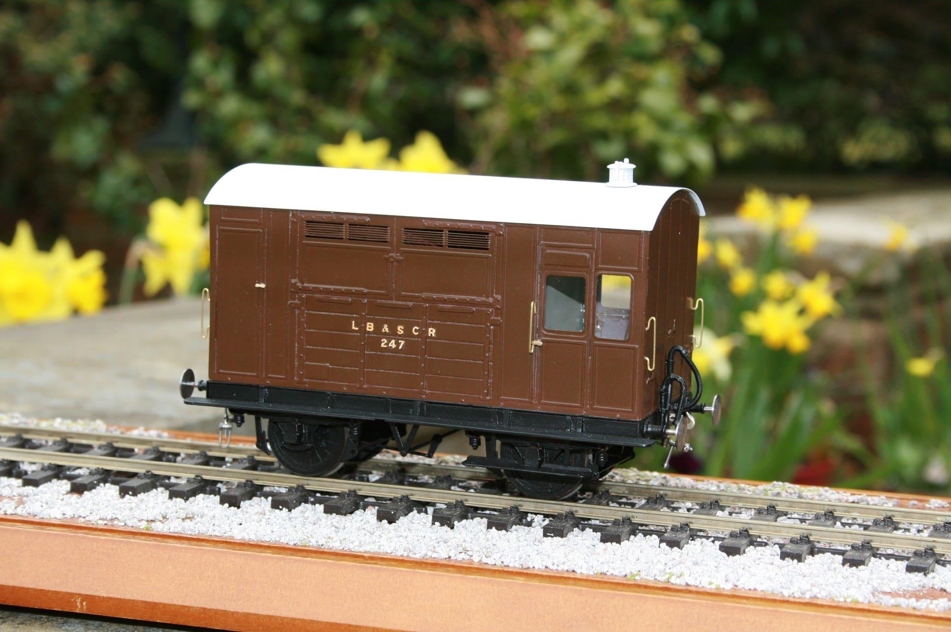 LB&SCR Horse Box r/n 247