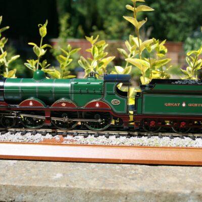 "GCR ""Immingham"" Class 8F 4-6-0 r/n 1097 ""Immingham"""