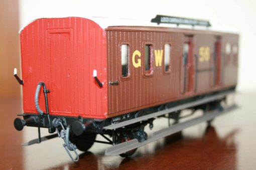 GWR Taunton Engineers/Breakdown Mess/Riding Van