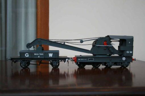 GWR 15T. Cowens Sheldon Crane