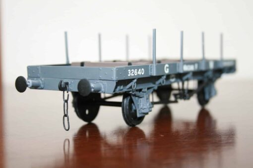 "GWR ""Macaw F"" & ""Toad"" Brake Van - Taunton Engineers Train"